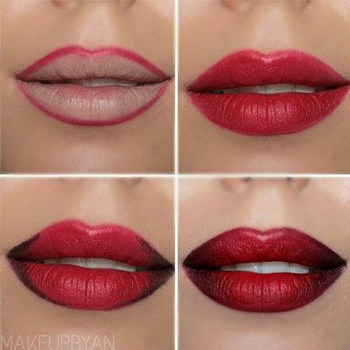 How to Apply Lipstick in Dark Tones picture5