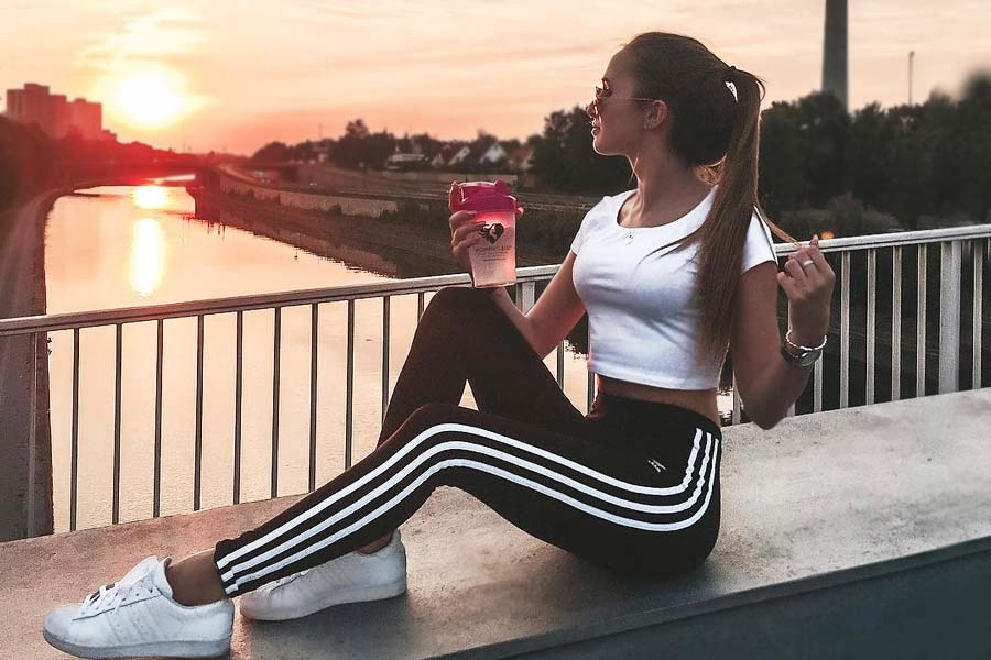 36 Adidas Pants Outfit Ideas: Super