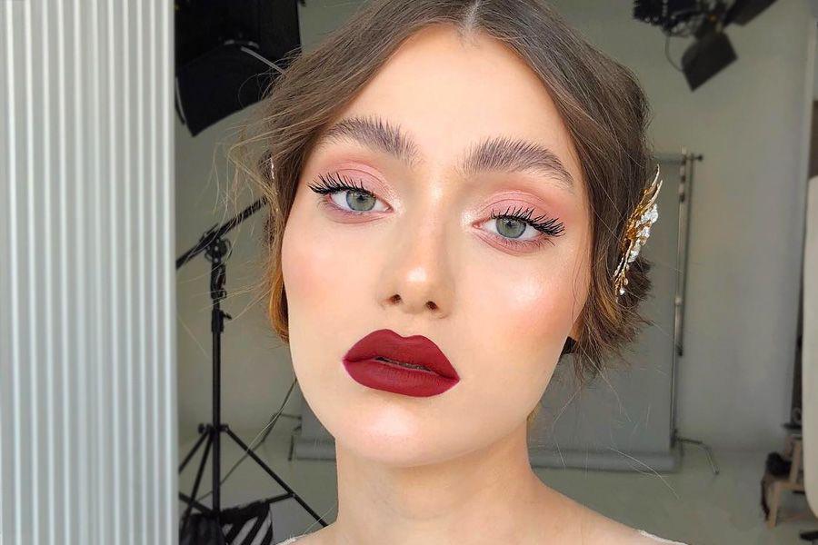 Variations Of Burgundy Lipstick Matte for All Skin Tones
