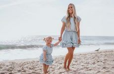 Cute Mommy And Me Outfits You'll Both Want To Wear