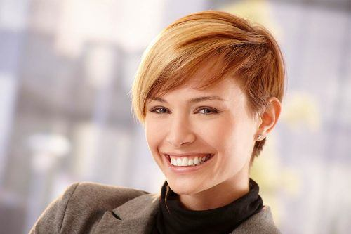Most Cute Short Hair Cuts and Hairstyles