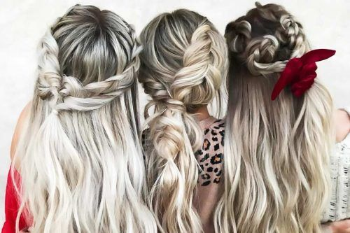 Easy Braided Hairstyles Glorious Long Hair Ideas