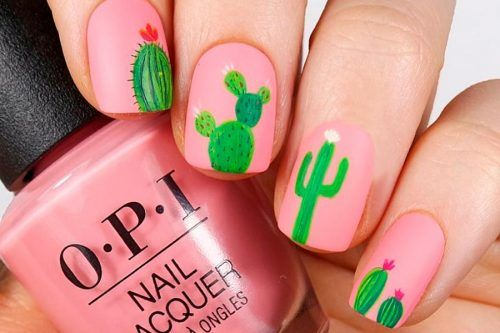 Eye-Catching Designs For Fun Summer Nails