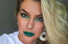 Magical Shades of Green Lipstick