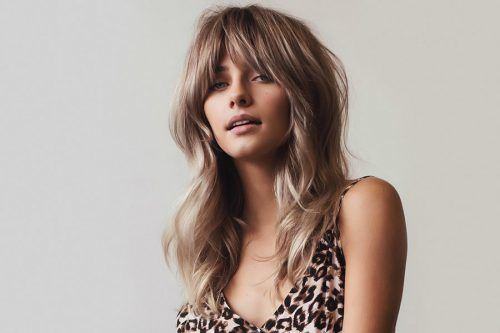 Stunning Ideas For Long Layered Haircut