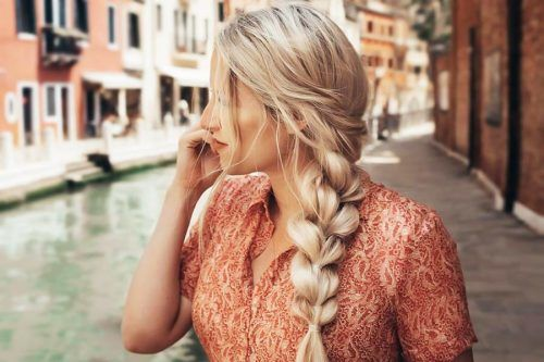 Trendy Ideas for Side Braid Hairstyles