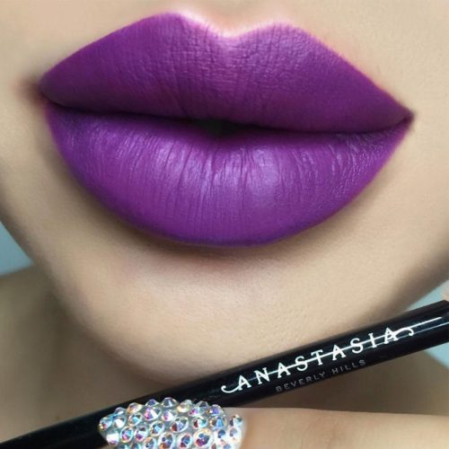 Purple Lipstick Shades for Any Ocassion picture 3