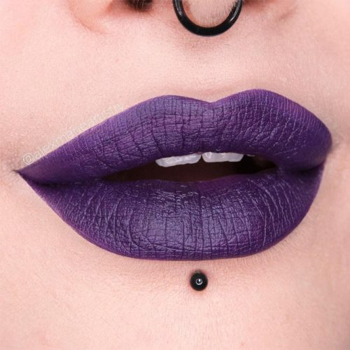 Popular Purple Lipstick Shades picture 5