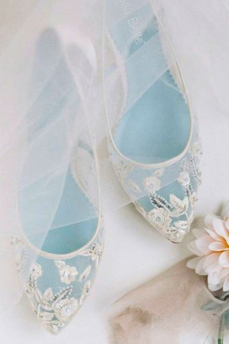 Stylish and Elegant Wedding Flats picture 1