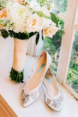 Romantic Style of Wedding Flats picture 5