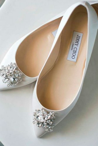 Chic and Fashionable Bride Shoes picture 5