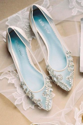 Beautiful and Comfortable Wedding Flats picture 1