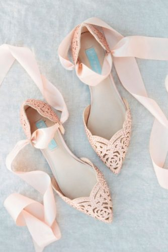 Stylish and Elegant Wedding Flats picture 2