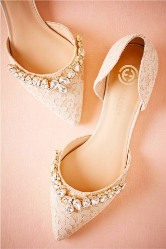 Chic and Fashionable Bride Shoes picture 1