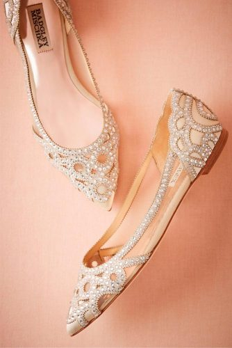 Chic and Fashionable Bride Shoes picture 3