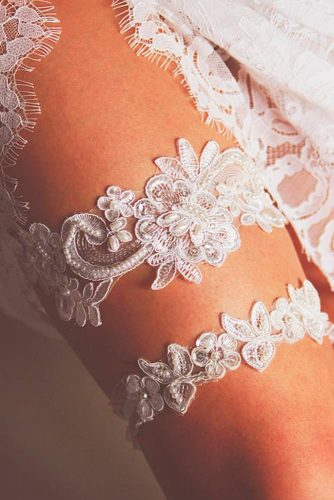 Chic Weeding Garter picture 6