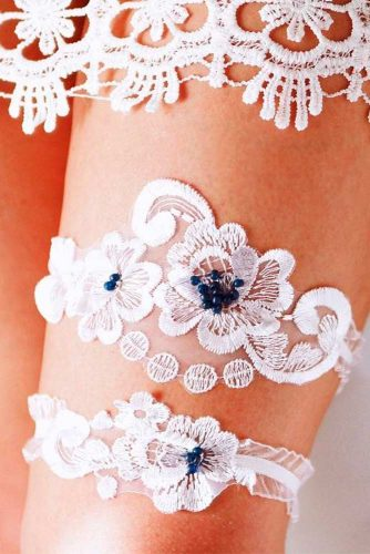Soft Bridal Garters picture 4