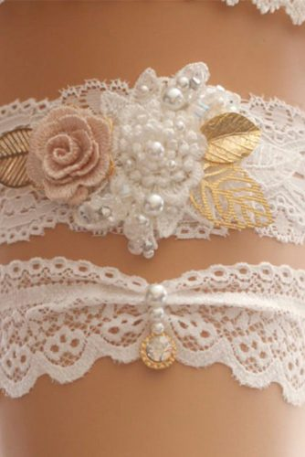 Amazing Garters for Your Perfect Wedding Look picture 3