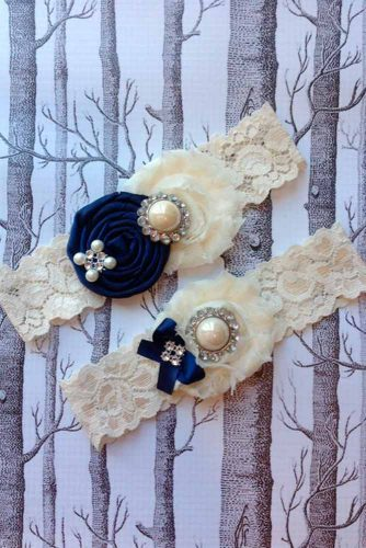 Soft Bridal Garters picture 1