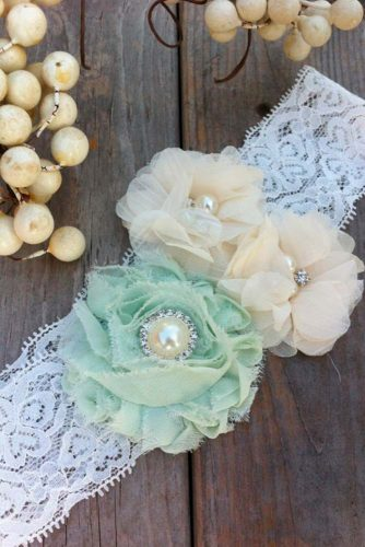Soft Bridal Garters picture 3