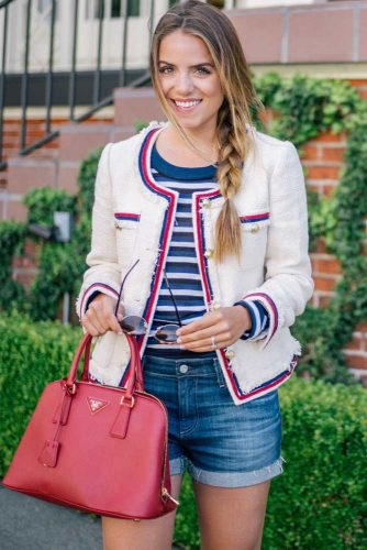 Red White and Blue Outfit Ideas picture 5