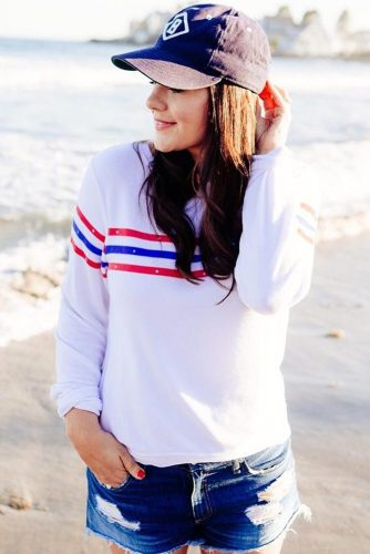 Red White and Blue Outfit Ideas picture 3
