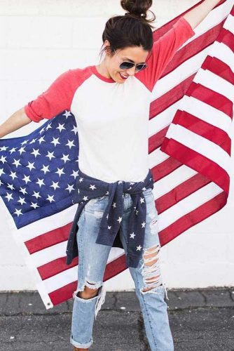Super Cute Looks for the 4th of July picture 1