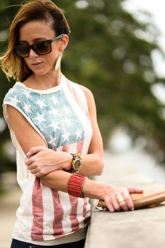 Red White and Blue Outfit Ideas picture 4