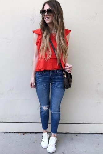 Comfy Patriotic Outfit Ideas picture 2