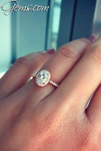 Romantic Diamond Engagement Rings picture 6