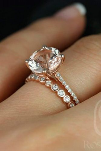 Romantic Diamond Engagement Rings picture 5