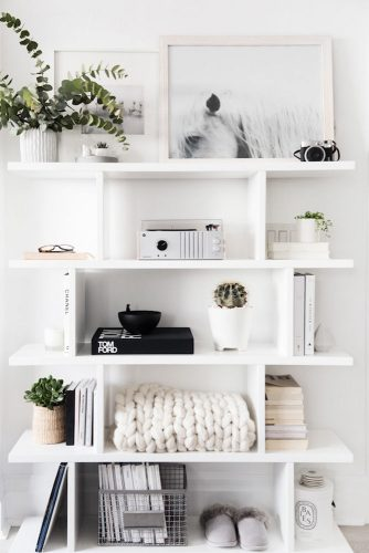 Using Shelves in Bedroom Interior Designs picture 3