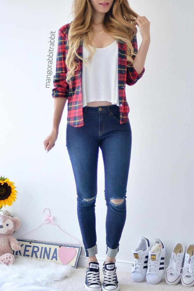 Cute Back to School Outfit picture 3