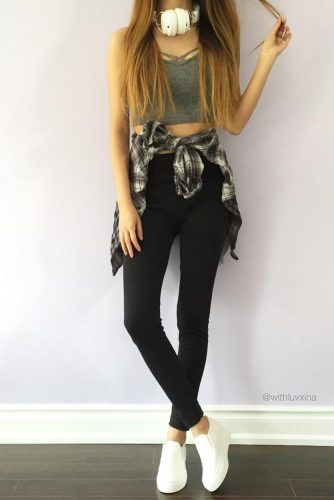 Beautiful Back to School Outfit Ideas picture 6