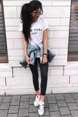 Beautiful Back to School Outfit Ideas picture 3