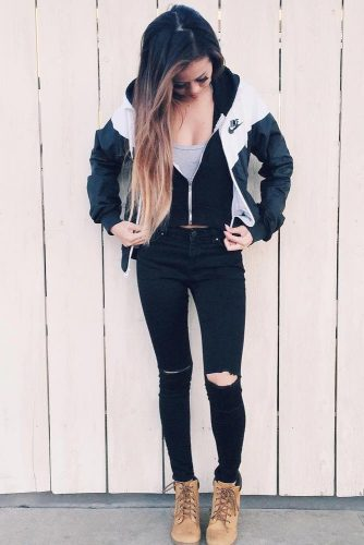 New Comfy Back to School Outfit Ideas picture 5