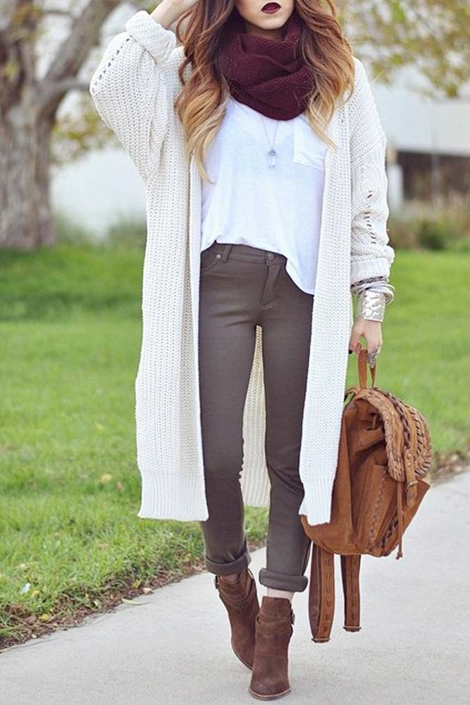 New Comfy Back to School Outfit Ideas picture 1