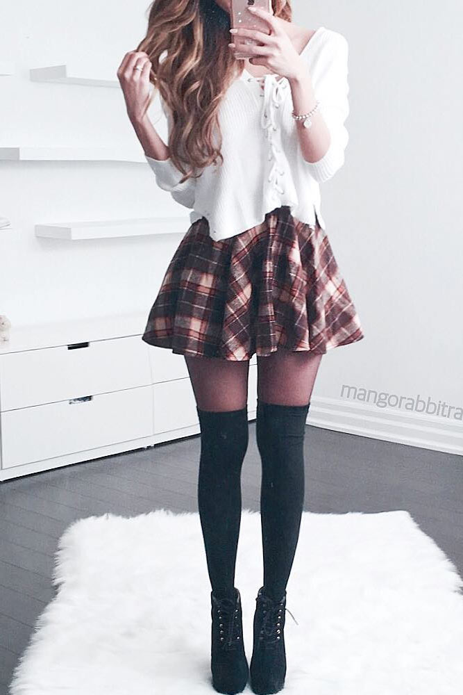 New Comfy Back to School Outfit Ideas picture 2