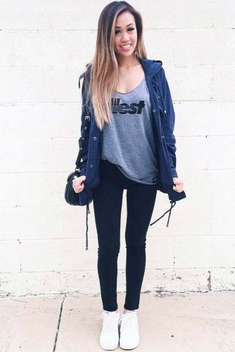New Comfy Back to School Outfit Ideas picture 4