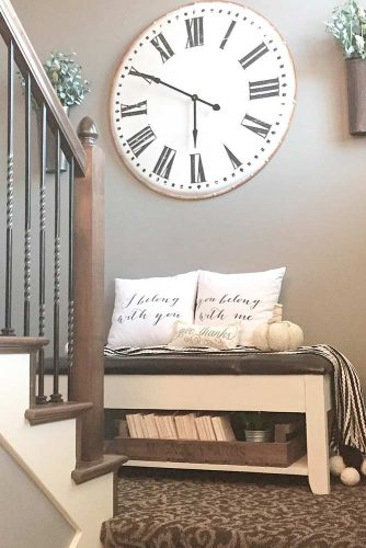 Ideas of Decorating with Clocks picture 3