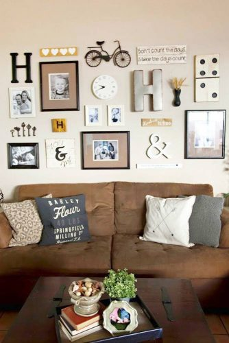 Ideas of Decorating with Clocks picture 2