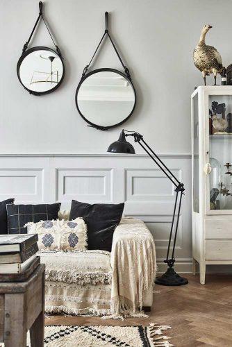Decorative Mirrors in Interior picture 2