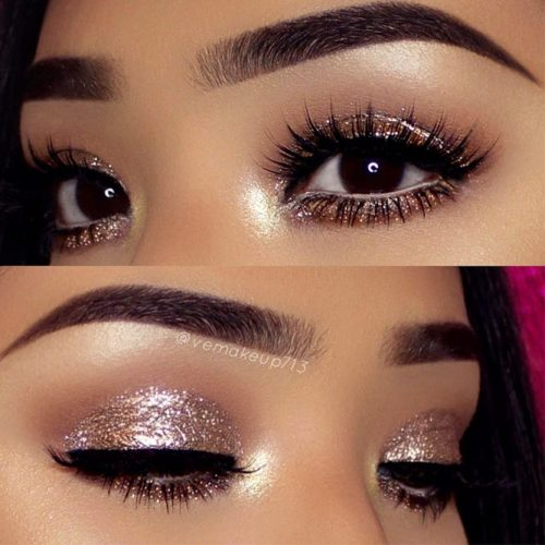 Eye Makeup Looks for Monolid and Round Eye Shapes picture 1