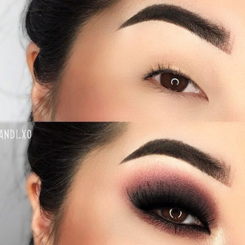 Eye Makeup Looks for Monolid and Round Eye Shapes picture 3