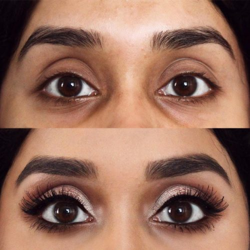 Eye Makeup Looks for Monolid and Round Eye Shapes picture 4