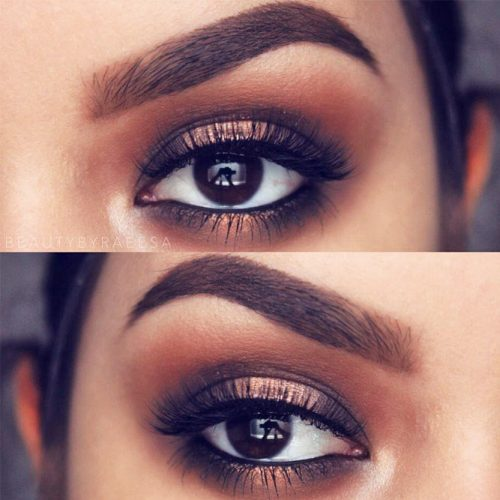 Eye Makeup Looks for Monolid and Round Eye Shapes picture 5