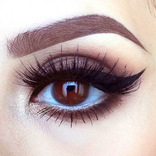 Eye Makeup Looks for Monolid and Round Eye Shapes picture 6