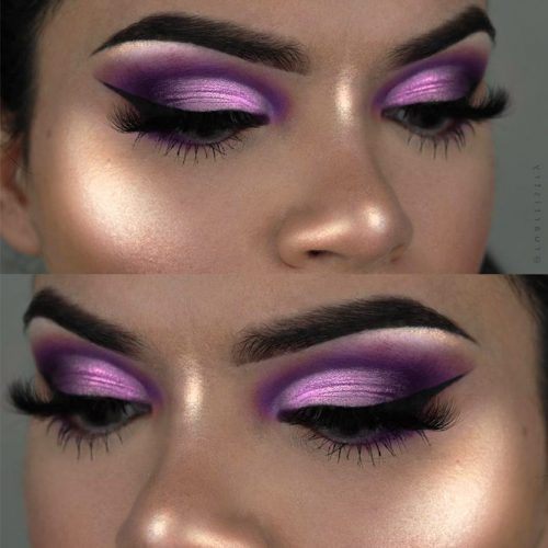 Eyes Makeup for Hooded and Wide Set Eye Shapes picture 3