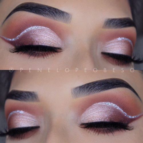 Eyes Makeup for Hooded and Wide Set Eye Shapes picture 6