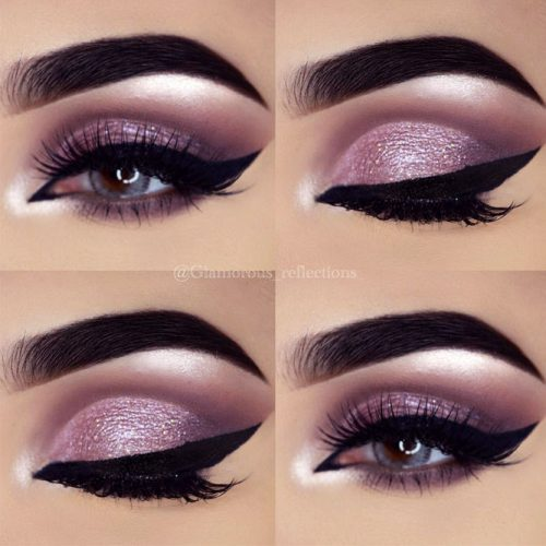 How to Apply Eyeshadows for Small and Almond Eye Shapes picture 4